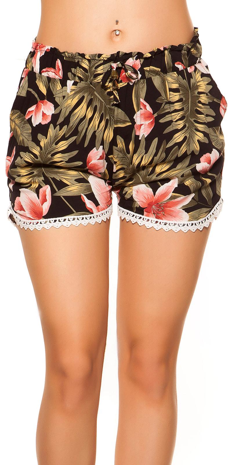 Sammet Shorts